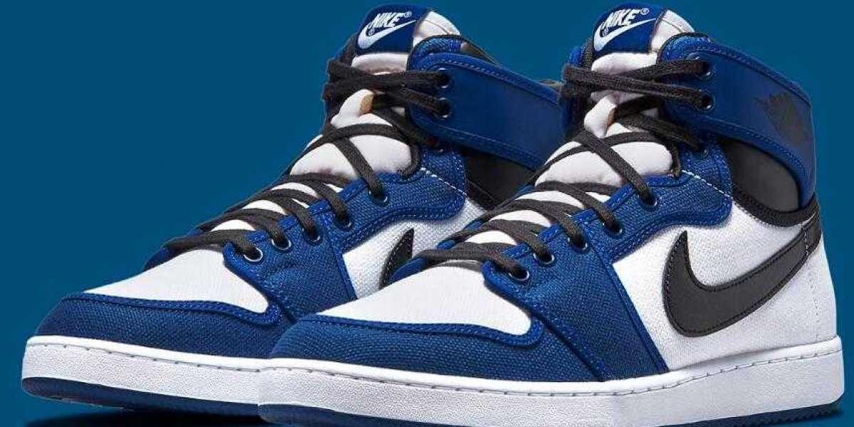 Air Jordan 1 KO Storm Blue Set to Release on Sep 29th, 2021
