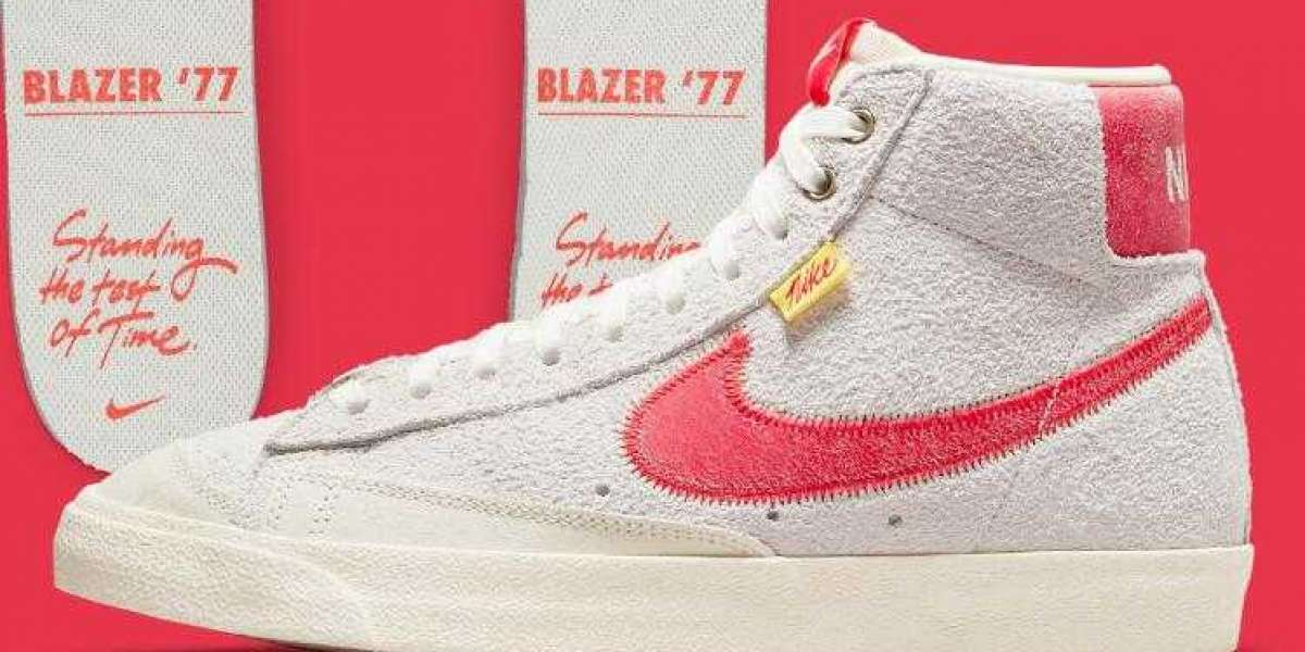 Reminds The World That The Blazer Mid '77 Has Stood The Test Of Time