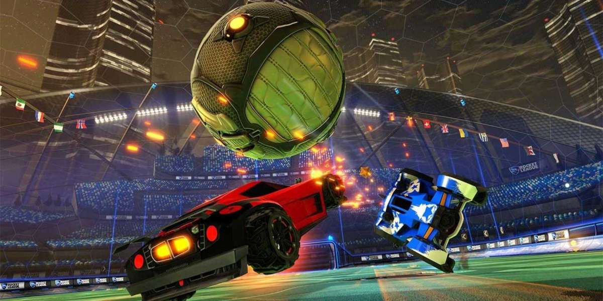 Rocket League is a amusing and thrilling free-to-play recreation