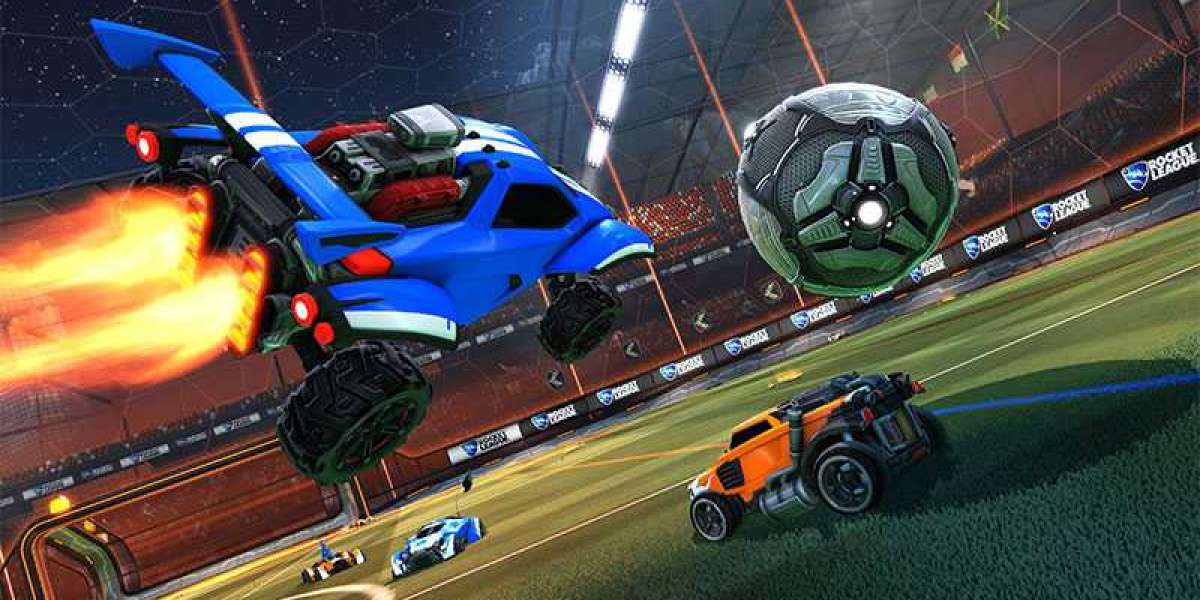 The Rocket League Championship Series is taking off for its Winter events