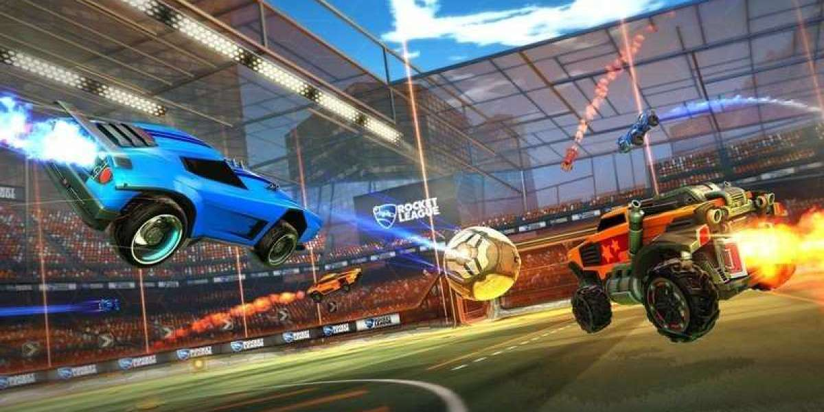 It is basically the identical game as Rocket League