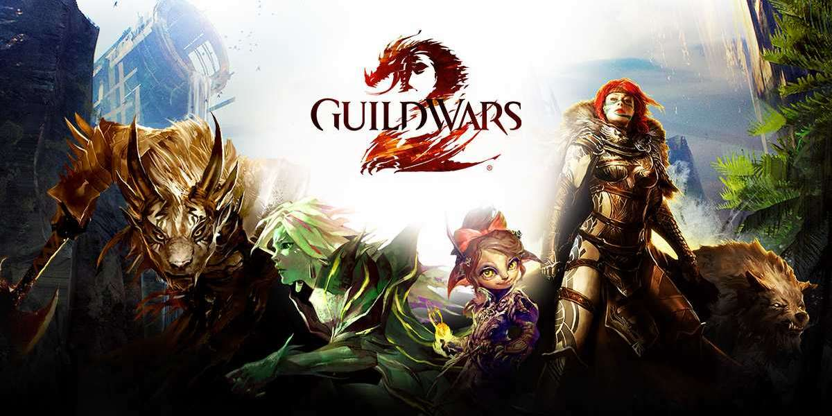 GUILD WARS 2: END OF DRAGONS Gets Tons of Awesome Reveals